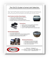 Swivel Joint Selection Guide